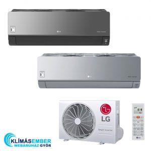LG Artcool AC12BQ 3,5kW   WIFI inverteres split klíma